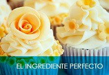 Ingrediente Perfecto para reposteria