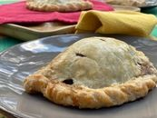 Cornish Pasty o Pastes