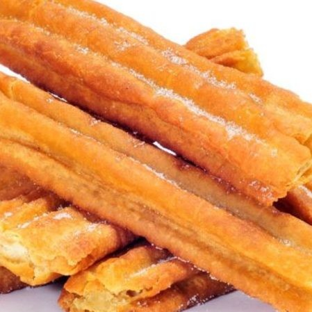 CHURROS VS. JÍCAMAS
